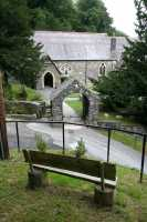 Lychgate and church (c) Countryscape